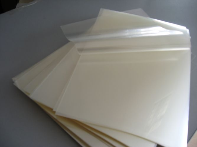 Repack-it sheets for CDs