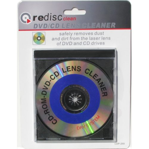 DVD/CD Lens Cleaner - Pulisci lente
